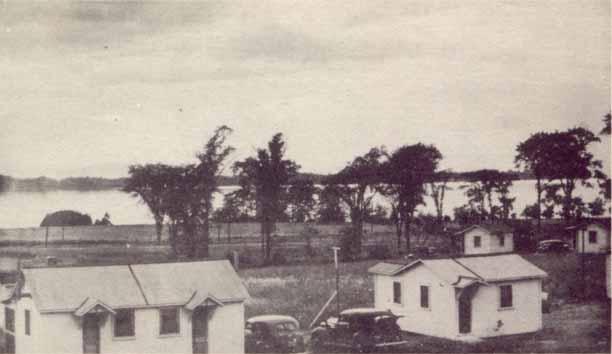 Champlain Cabins