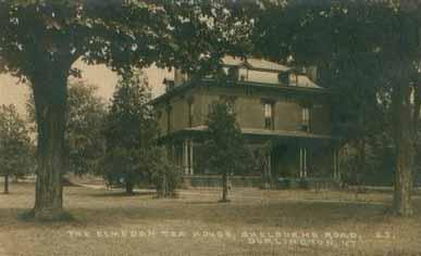 Elmenden Tea House