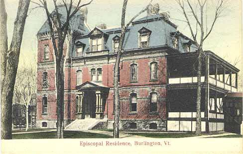 Episcopal Residence