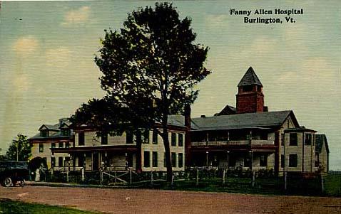 Fanny Allen Hospital