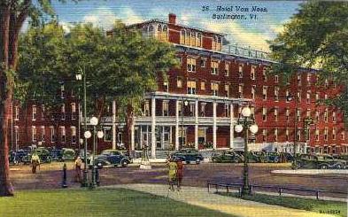 Hotel Van Ness