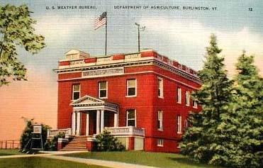 US Weather Bureau
