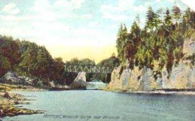 Winooski Gorge
